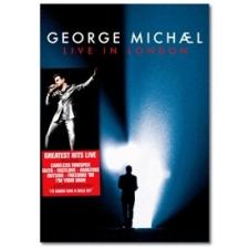 GEORGE MICHAEL - Live In London DVD zene és musical