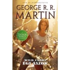 George R. R. Martin Égi ászok irodalom