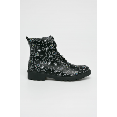 Geox - Gyerek cipő - fekete - 1369697-fekete