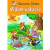 Geronimo Stilton VIDÁM VAKÁCIÓ 1. - SZÓRAKOZTATÓ FELADATOK...