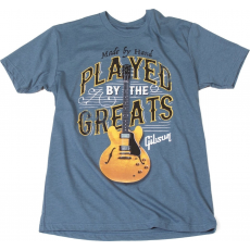 Gibson Played By The Greats T Indigo XXL
