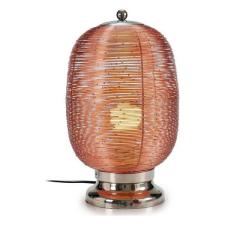 Gift Decor Asztali Lámpa Gift Decor Fém Réz (22 x 36 x 22 cm) világítás