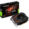 Gigabyte GeForce GTX 1080 Mini ITX 8GB GDDR5X 256bit PCIe (GV-N1080IX-8GD) Videokártya GV-N1080IX-8GD
