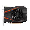 Gigabyte GeForce® GTX 1080 Mini ITX 8GB videókártya (GV-N1080IX-8GD)