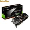 Gigabyte GIGABYTE Nvidia Geforce GTX1080Ti GV-N108TAORUS-11GD 11GB DDR5 PCI Express Videokártya (3 év garancia)