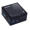 Gigabyte PC BRIX Ultra Compact | Celeron J3160 1.6|8GB|500GB SSD|0GB HDD|Intel HD|W10P|2év (GB-BACE-3160_8GBW10PS500SSD_S)