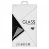 Gigapack Huawei Y5 2018 (Y5 Prime 2018) kijelzővédő üvegfólia (5D hybrid full glue, íves, edzett üveg...) FEHÉR