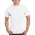GILDAN 5000 kereknyakú póló fehér színben