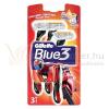 Gillette Blue3 RED Eldobható borotva 3 db