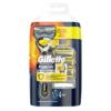 Gillette Fusion ProShield FlexBall Férfi Borotva + 4 Borotvabetét