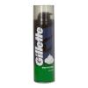 Gillette Shave Foam Menthol Férfi dekoratív kozmetikum Az Alapos borotválkozásért Borotválkozó gél 300ml