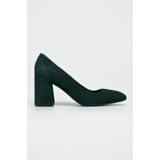 Gino Rossi - Sarkas cipő - barnás- zöld - 1404296-barnás- zöld