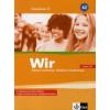 Giorgo Motta Wir 2. Munkafüzet (mit Audio-CD)