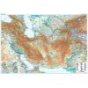 Gizimap A Selyemút országai (általános földrajzi térkép)