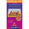 Gizimap India autótérképe