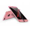 GKK Apple iPhone 7 hátlap - GKK 360 Full Protection 3in1 - Logo - rose gold