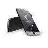 GKK Apple iPhone 8 hátlap - GKK 360 Full Protection 3in1 - fekete/ezüst