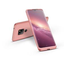 GKK Huawei Mate 20 hátlap - GKK 360 Full Protection 3in1 - rose gold mobiltelefon kellék