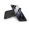 GKK Huawei P20 Lite hátlap - GKK 360 Full Protection 3in1 - fekete