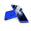 GKK Huawei P20 Lite hátlap - GKK 360 Full Protection 3in1 - kék