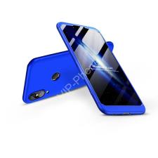 GKK Huawei P20 Lite hátlap - GKK 360 Full Protection 3in1 - kék tok és táska