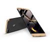 GKK Huawei Y7 (2018)/Y7 Prime (2018)/Honor 7C hátlap - GKK 360 Full Protection 3in1 - fekete/arany