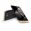 GKK Samsung A530F Galaxy A8 (2018) hátlap - GKK 360 Full Protection 3in1 - fekete/arany