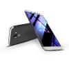 GKK Samsung A600F Galaxy A6 (2018) hátlap - GKK 360 Full Protection 3in1 - fekete/ezüst