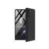 GKK Samsung G770F Galaxy S10 Lite hátlap - GKK 360 Full Protection 3in1 - fekete