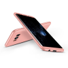 GKK Samsung G955F Galaxy S8 Plus hátlap - GKK 360 Full Protection 3in1 - rose gold