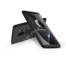 GKK Samsung G965F Galaxy S9 Plus hátlap - GKK 360 Full Protection 3in1 - fekete tok és táska
