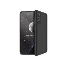 GKK Samsung G985F Galaxy S20+ hátlap - GKK 360 Full Protection 3in1 - fekete tok és táska