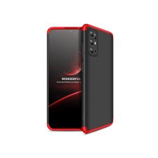 GKK Samsung G985F Galaxy S20+ hátlap - GKK 360 Full Protection 3in1 - fekete/piros tok és táska