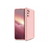 GKK Samsung G985F Galaxy S20+ hátlap - GKK 360 Full Protection 3in1 - rose gold
