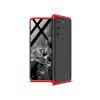 GKK Samsung G988F Galaxy S20 Ultra hátlap - GKK 360 Full Protection 3in1 - fekete/piros