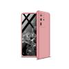 GKK Samsung G988F Galaxy S20 Ultra hátlap - GKK 360 Full Protection 3in1 - rose gold