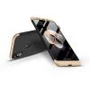 GKK Xiaomi Mi A2 hátlap - GKK 360 Full Protection 3in1 - fekete/arany