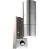 GLOBO – lighting Globo 3201-2SL Kültéri fali lámpa mozgásérzékelövel