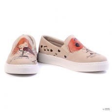 Goby VN4023 SLIP ON SNEAKERS MULTICOLOR