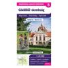 Gödöllői-dombság kerékpáros térkép - Kerékpárral Budapest környékén sorozat