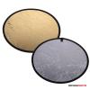 Godox Derítőlap 2in1 80 cm (arany, ezüst)