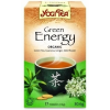Golden Temple Zöld tea energia BIO 17x1,8g Yogi