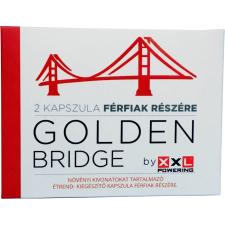 GoldenBridge - étrend-kiegészítő kapszula férfiaknak (2db) vágyfokozó