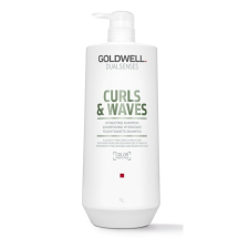 Goldwell Dualsenses Curls and Waves hidratáló sampon hullámos és göndör hajra, 1000 ml sampon