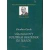 Gömbös Gyula VÁLOGATOTT POLITIKAI BESZÉDEK ÉS ÍRÁSOK