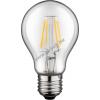 Goobay LED-es körte izzó E27 4W (40W) 470 lumen meleg-fehér