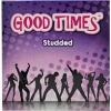 Good Times Studded - rücskös óvszer (3db)