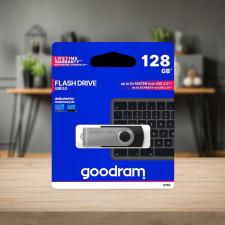 Goodram 128GB USB 3.0 pendrive Artisjus matricával, fekete pendrive