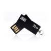 """Goodram Pendrive, 32GB, USB 2.0, 20/5 MB/sec, fémház, GOODRAM """"Cube"""" fekete"""