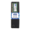 Goodram RAM memory GoodRam GR1333S364L9S/4G (DDR3 SO-DIMM; 1 x 4 GB; 1333 MHz; 9)
